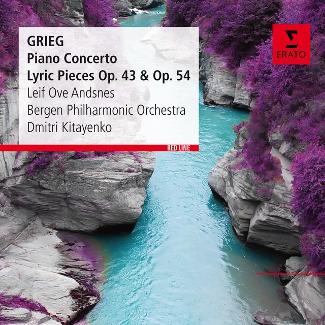 Grieg: Piano Concerto & Lyric Pieces