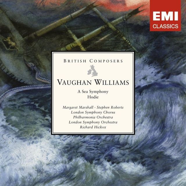 Vaughan Williams: A Sea Symphony, Hodie