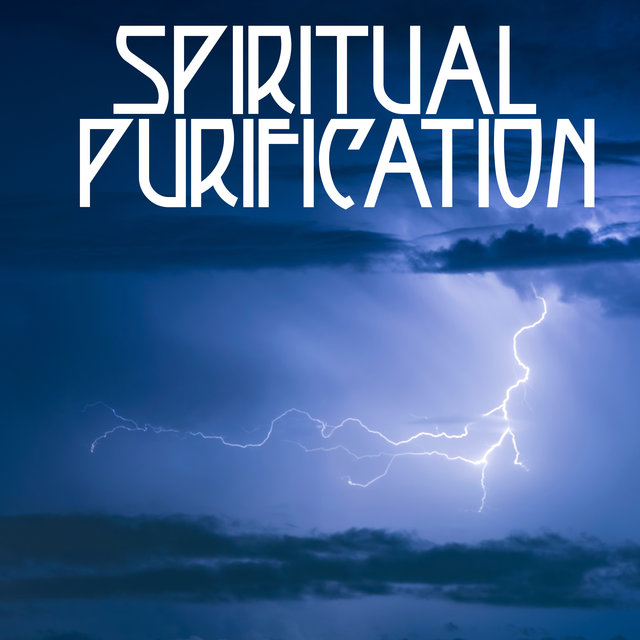 Spiritual Purification - Ambient Rain and Water Sounds for Deep Meditation, Thunderstorm, Mantra New Age, Tibetan Chakra, Spiritual Healing, Peaceful Mind, Harmony, Balance Energy