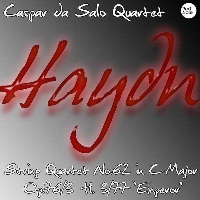 Haydn: String Quartet No.62 in C Major Op.76/3 H. 3/77