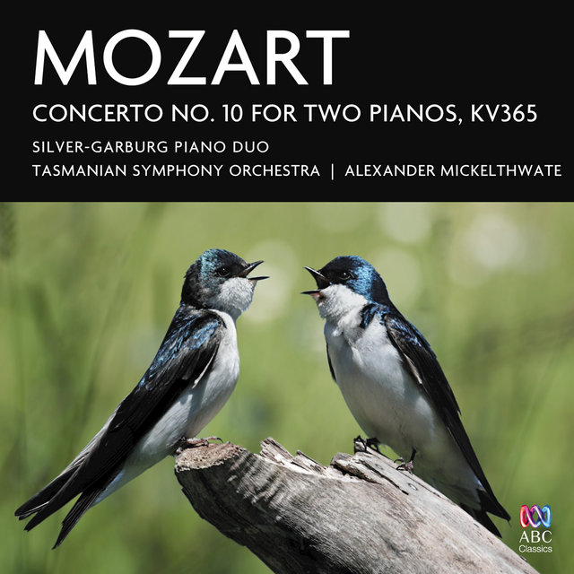 Mozart: Concerto No. 10 For Two Pianos, KV365