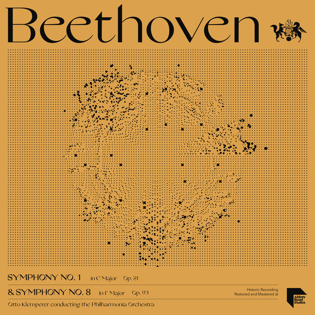 Beethoven: Symphonies No. 1 & 8 in C Major, Op. 21 and F Major, Op. 93