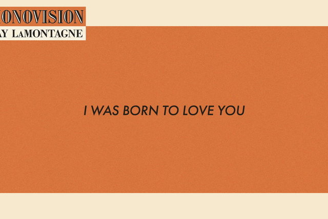 I Was Born To Love You (Lyric Video)
