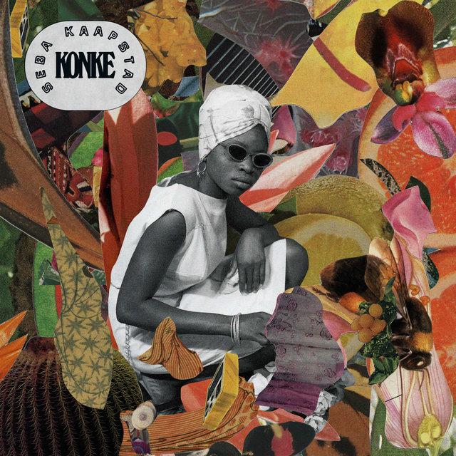 Cover art for album Konke by Seba Kaapstad