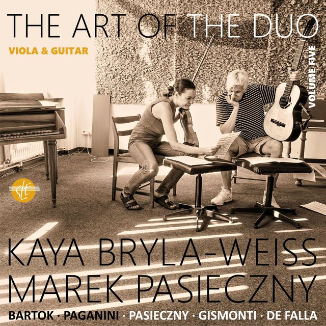 The Art of the Duo, Vol. 5 (Viola & Guitar)