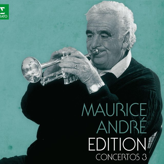 Maurice André Edition - Volume 3