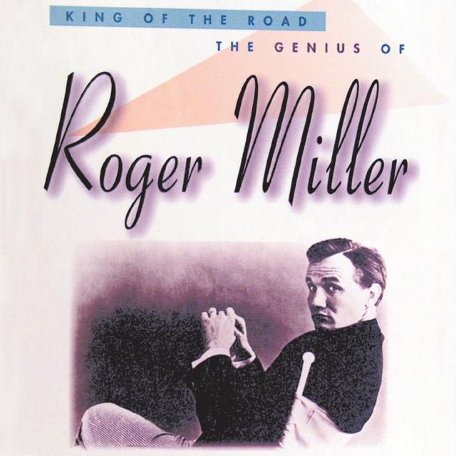 Cover art for album  by Roger Miller