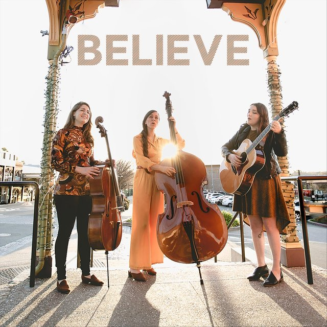 Cover art for album Believe by Dear Darling