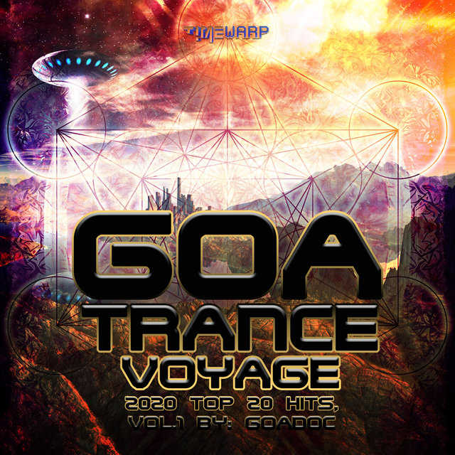 GoaTrance Voyage: 2020 Top 20 Hits, Vol. 1