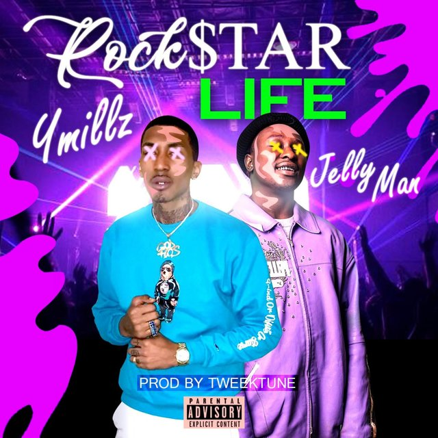 Rockstar Life (feat. Jelly Man)