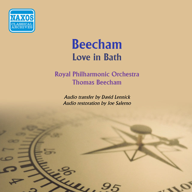 Beecham: Love in Bath