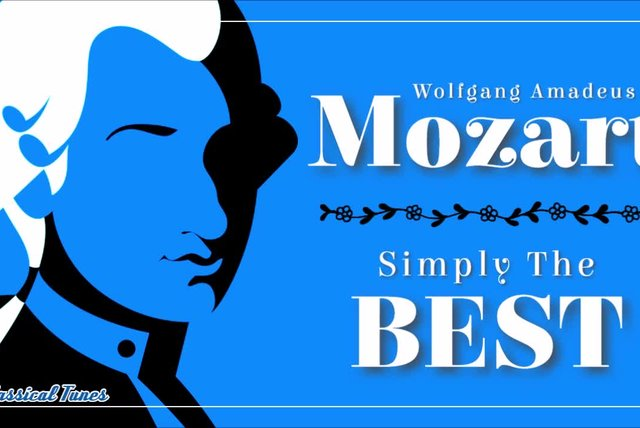 Wolfgang Amadeus Mozart - Simply The Best