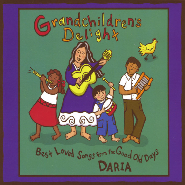 Grandchildren's Delight - Best Loved Songs From The Good Old Days