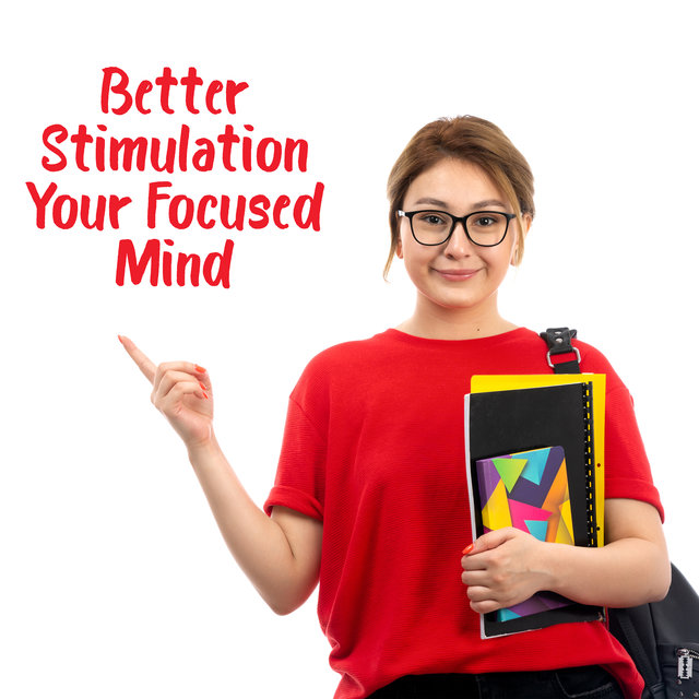 Better Stimulation Your Focused Mind - Concentration Music, Simple Solution, Exam Study, Improve Memory, Study Music, Zen Sounds