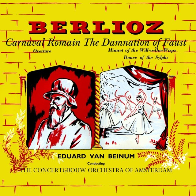 Berlioz Carnaval Romain - The Damnation Of Faust