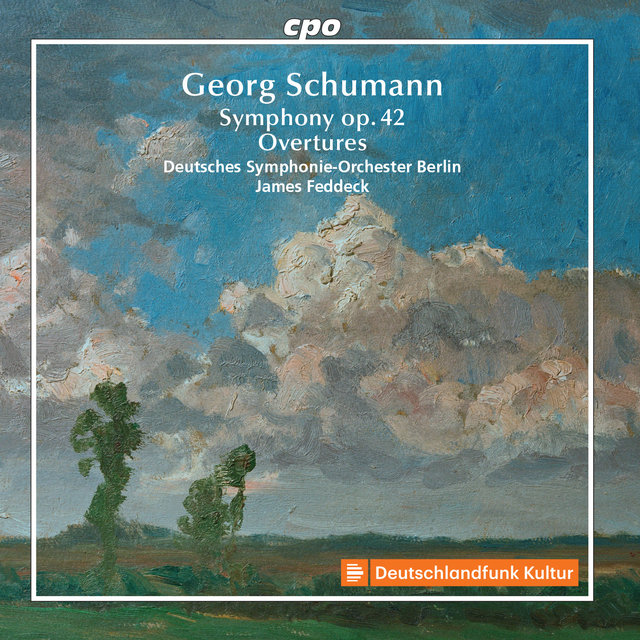 G. Schumann: Symphony in F Minor, Op. 42 & Overtures