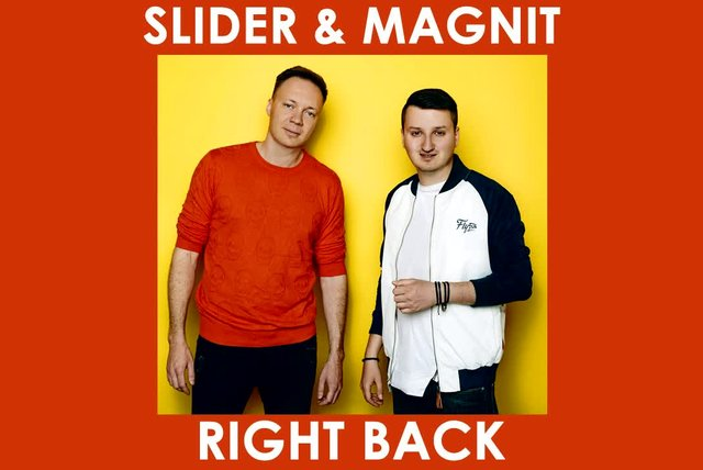 Slider & Magnit - Right Back (PREVIEW)