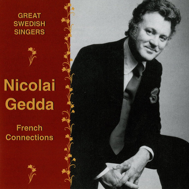 Great Swedish Singers: Nicolai Gedda (1960-1976)