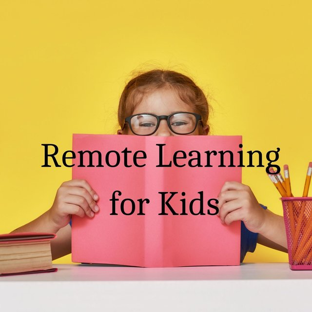 Remote Learning for Kids: Lessons in Home, Mindfulness & Calm Music