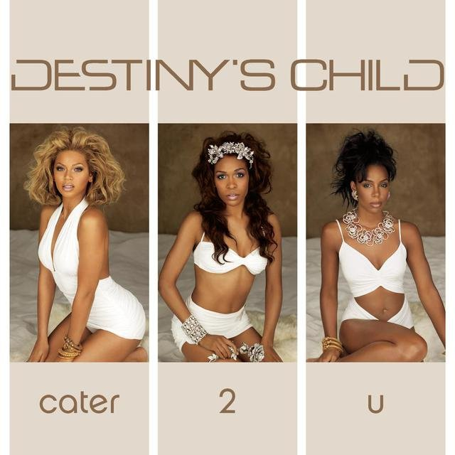 Cater 2 U (Remix EP)