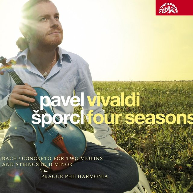 Vivaldi: 4 Seasons - Bach: Concerto for 2 Violins
