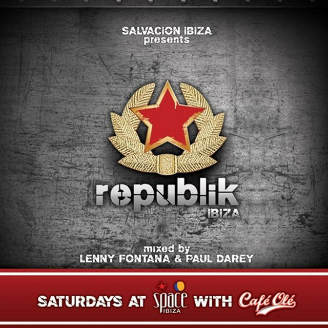 Republik Ibiza ( Compiled By Lenny Fontana & Paul Darey)