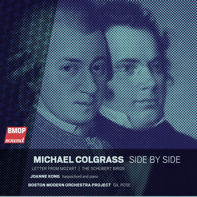 Michael Colgrass: Side by Side