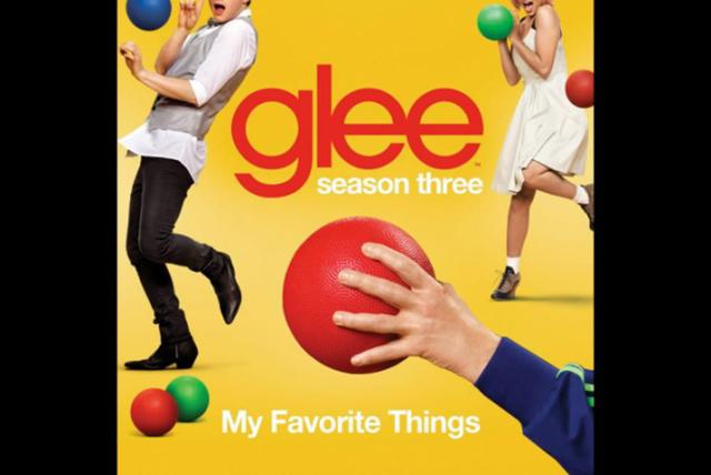 My Favorite Things (Glee Cast Version) (Cover Image Version)