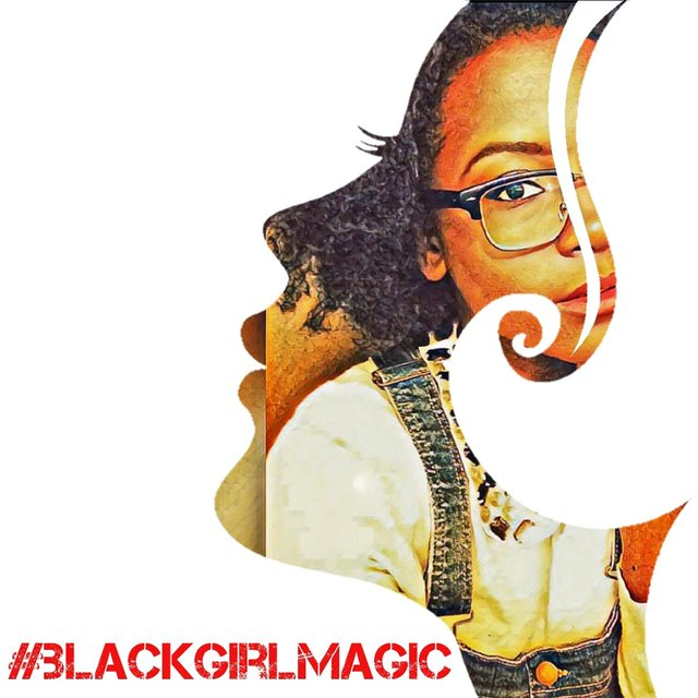 #Blackgirlmagic (feat. April May Webb)