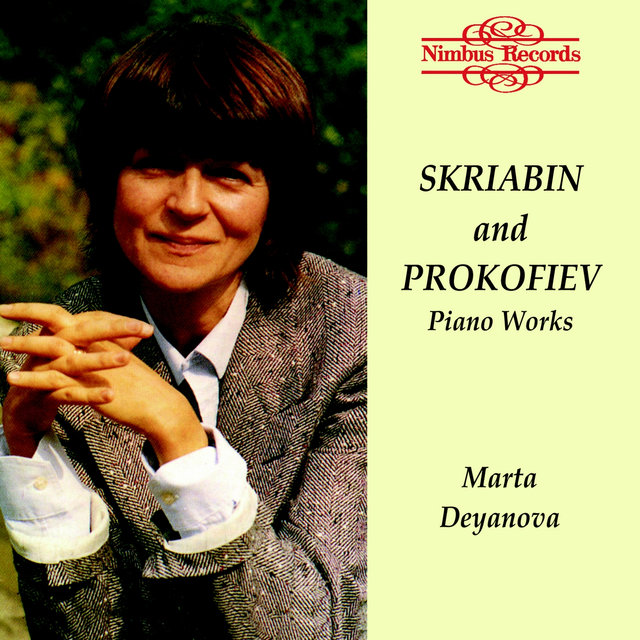Scriabin & Prokofiev: Piano Works