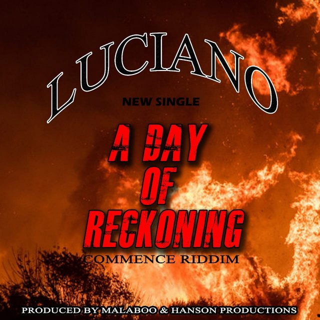 A Day of Reckoning - Single