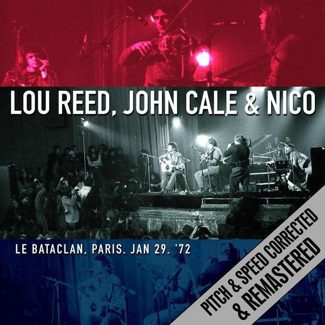 Le Bataclan - Pitch & Speed Corrected & Remastered + bonus tracks