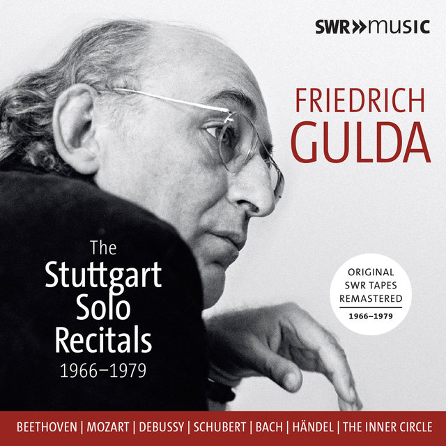 Friedrich Gulda: The Stuttgart Solo Recitals (Live)