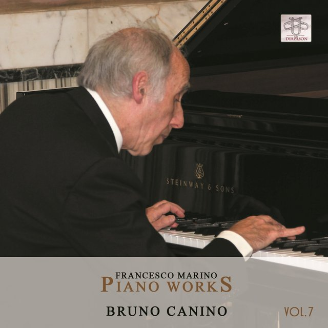 Francesco Marino: Piano Works, Vol. 7