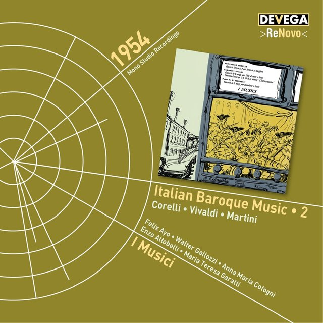 Italian Baroque Music, Vol. 2