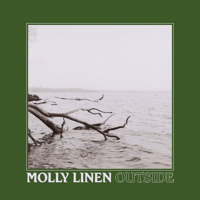 Cover art for album Outside EP by Molly Linen