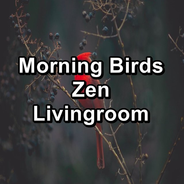 Morning Birds Zen Livingroom