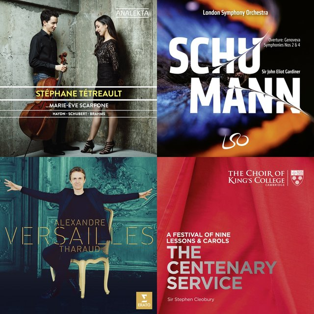 Cover art for album dCS Classical Choices November 2019 - Curated  by Charlotte Gardner by User