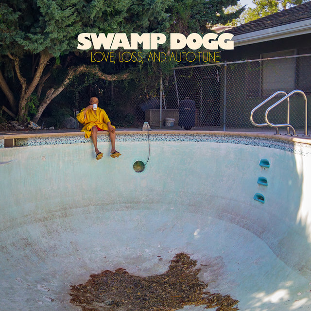 Cover art for album Love, Loss, and Auto-Tune by Swamp Dogg