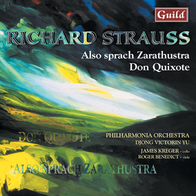 Strauss: Also Sprach Zarathustra, Op. 30, Don Quixote, Op. 35