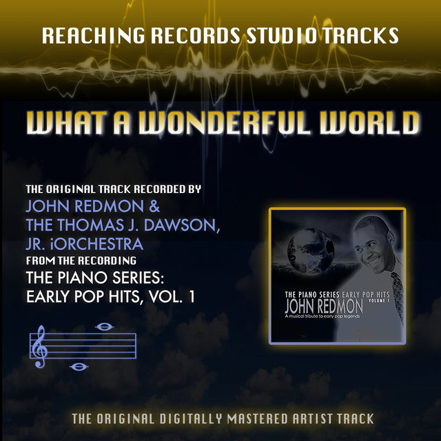 What a Wonderful World (Reaching Records Studio Tracks)