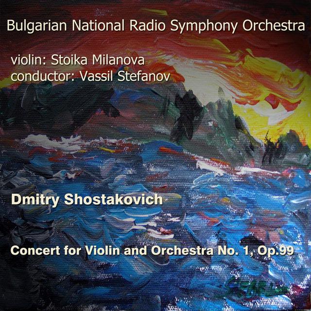 Dmitri Shostakovich: Violin Concerto No. 1 in A Minor, Op. 99