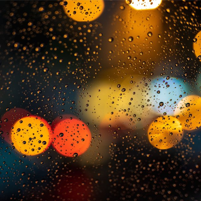 Peaceful Nights: Dreamy Rainshower