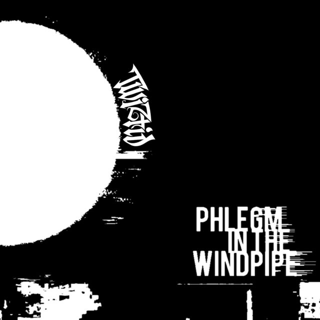 phlegm in the windpipe