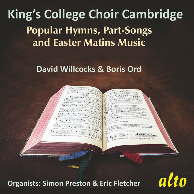 Hymns, Songs & Easter Matins from King's College