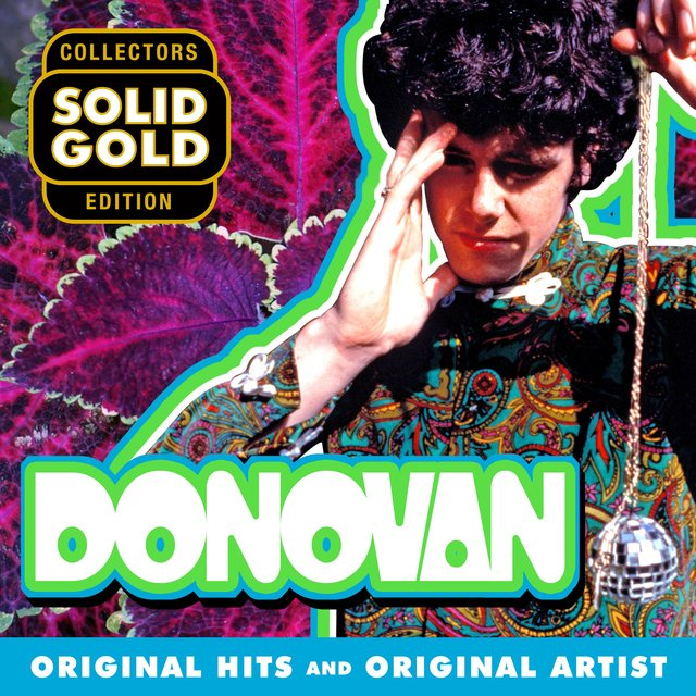 Solid Gold Donovan
