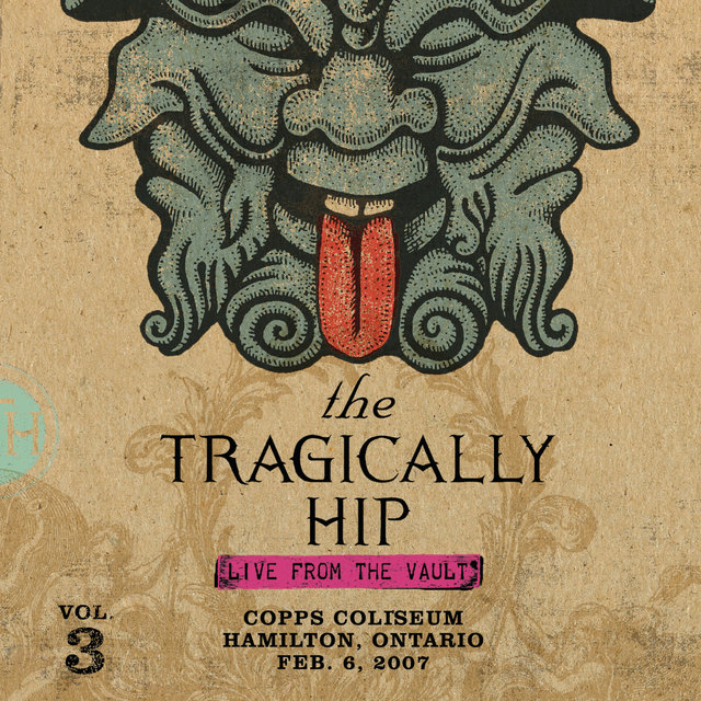 Live From The Vault (Volume 3 - Copps Coliseum - Hamilton Ontario - February 6, 2007)