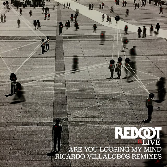 Are You Loosing My Mind (Ricardo Villalobos Remixes)