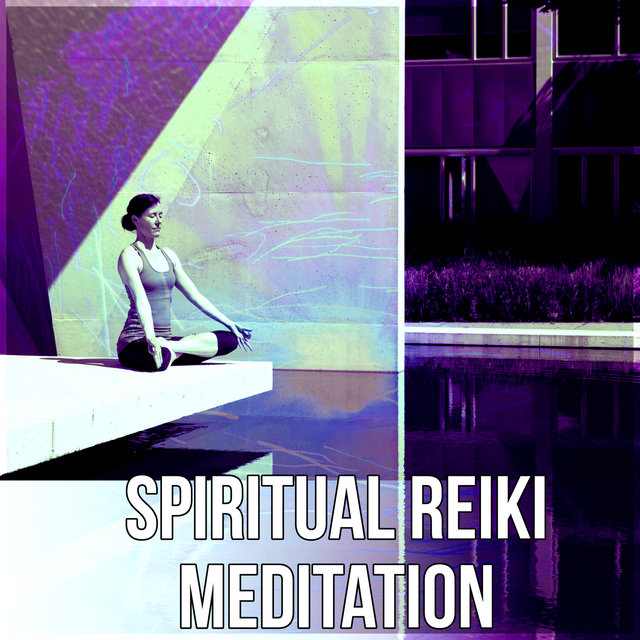 Spiritual Reiki Meditation - Asian Flute for Massage & Spa, Tai Chi, Healing Music, Free Your Spirit, Ocean Waves & Waterfall Sounds