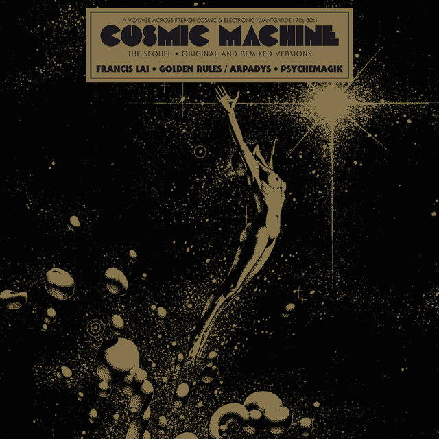 Cosmic Machine - The Sequel (Remixes)